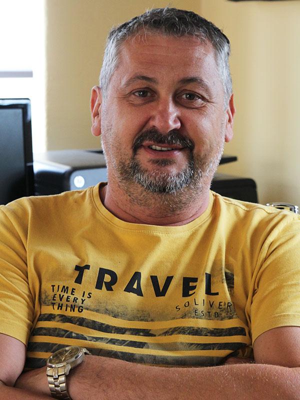 Ahmed Obradovic